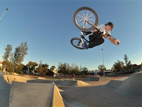 Sensational Skate Park - Accommodation Sunshine Coast