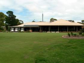 Thaxted Park Golf Club - Accommodation Sunshine Coast