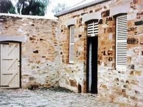 Police Lockup And Stables - Accommodation Sunshine Coast