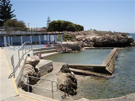 Edithburgh Tidal Pool - Accommodation Sunshine Coast
