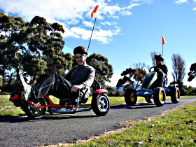 Pedal Buggies Tasmania - Accommodation Sunshine Coast