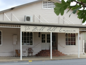 Drill Hall Emporium - The - Accommodation Sunshine Coast