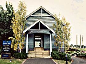 Frogmore Creek Wines - Accommodation Sunshine Coast