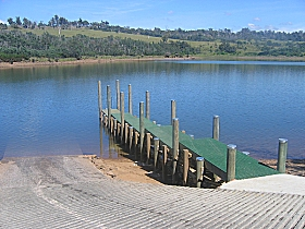 Trevallyn Dam - Accommodation Sunshine Coast