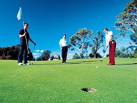 Richmond Golf Club - Accommodation Sunshine Coast