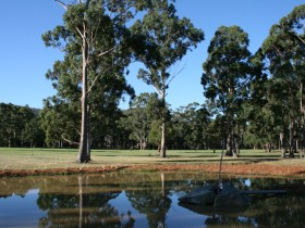 Huon Valley Golf Club - Accommodation Sunshine Coast