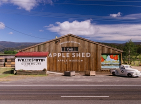 The Apple Shed Tasmania - Accommodation Sunshine Coast