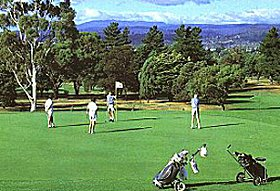 Riverside Golf Club Ltd - Accommodation Sunshine Coast