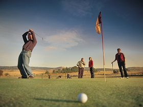 Ratho Farm  Golf - Accommodation Sunshine Coast