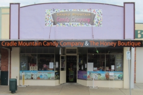 Cradle Mountain Candy Company and Honey Boutique - Accommodation Sunshine Coast