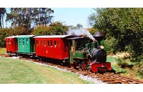 Redwater Creek Railway - Accommodation Sunshine Coast
