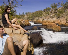 Crystal Falls - Accommodation Sunshine Coast