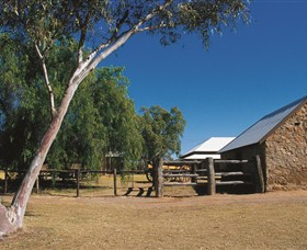 Alice Springs Telegraph Station Historical Reserve - Accommodation Sunshine Coast