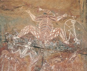 Nourlangie Rock Art Site - Accommodation Sunshine Coast