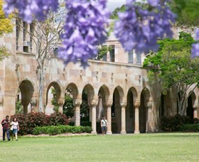 The University of Queensland - Accommodation Sunshine Coast