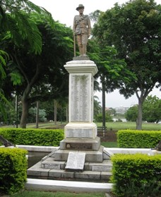 Mowbray Park and East Brisbane War Memorial