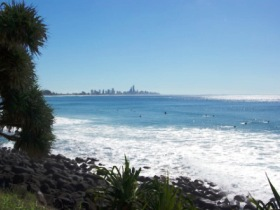 Burleigh Head National Park - Accommodation Sunshine Coast