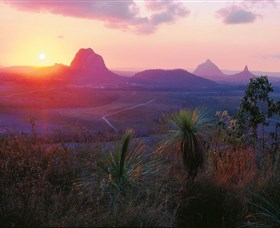 Glass House Mountains National Park - Accommodation Sunshine Coast