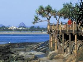 Caloundra Coastal Walk - Accommodation Sunshine Coast