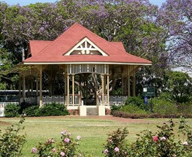 Gympie Memorial Park - Accommodation Sunshine Coast