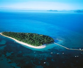Green Island National Park - Accommodation Sunshine Coast