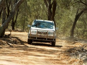 Ward River 4x4 Stock Route Trail - Accommodation Sunshine Coast