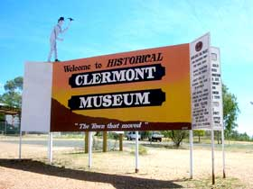 Clermont Historical Centre and Museum - Accommodation Sunshine Coast