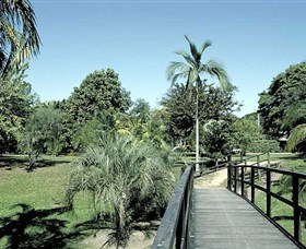 Ingham Memorial Gardens - Accommodation Sunshine Coast