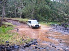 Condamine Gorge '14 River Crossing' - Accommodation Sunshine Coast