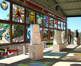 Alpha31 Art Gallery and Sculpture Garden - Accommodation Sunshine Coast