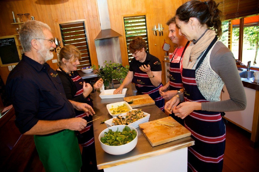 Wild Lime Cooking School - Accommodation Sunshine Coast