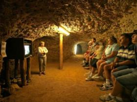 Miners Heritage Walk-In Mine - Accommodation Sunshine Coast