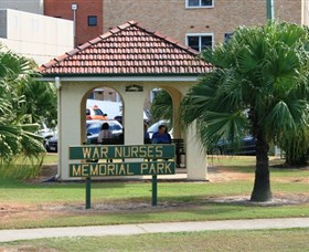 Bundaberg War Nurses Memorial and Park - Accommodation Sunshine Coast
