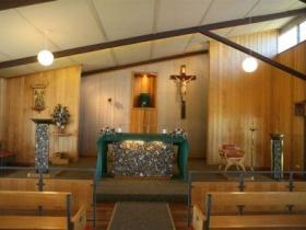St Finbarrs Church - Accommodation Sunshine Coast