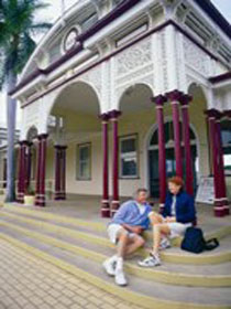 Emerald Historic Railway Station - Accommodation Sunshine Coast