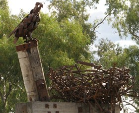 Blackall Sculpture Trail - Accommodation Sunshine Coast