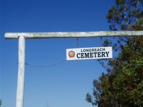 Longreach Cemetery - Accommodation Sunshine Coast