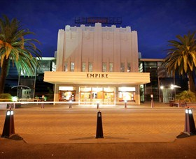 Empire Theatre - Accommodation Sunshine Coast