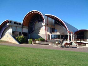 Australian Stockmans Hall of Fame and Outback Heritage Centre - Accommodation Sunshine Coast