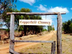 Copperfield Store and Chimney - Accommodation Sunshine Coast
