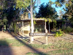 Clermont - Old Town Site - Accommodation Sunshine Coast