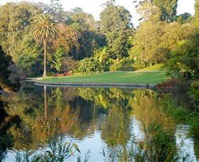 Royal Botanic Gardens Melbourne - Accommodation Sunshine Coast