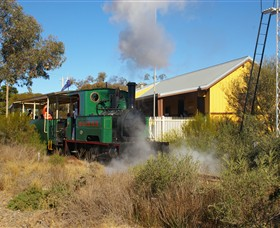 Red Cliffs Historical Steam Railway - Accommodation Sunshine Coast