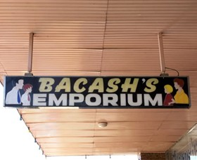 Bacash Emporium - Accommodation Sunshine Coast