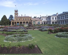 Werribee Mansion - Accommodation Sunshine Coast