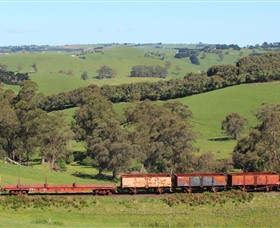 South Gippsland Tourist Railway - Accommodation Sunshine Coast