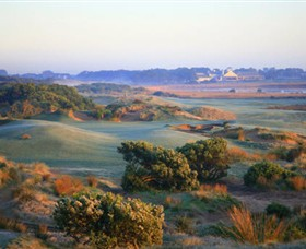 Thirteenth Beach Golf Links - Accommodation Sunshine Coast