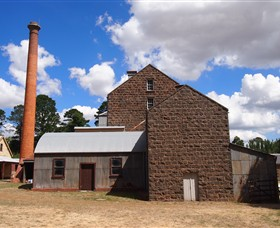 Andersons Mill Smeaton Historic Area - Accommodation Sunshine Coast
