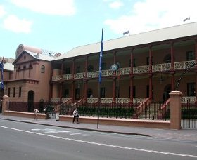 Parliament House - Accommodation Sunshine Coast