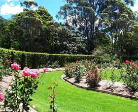 Wollongong Botanic Garden - Accommodation Sunshine Coast
